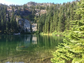 Merritt Lake, Alpine Lakes, Washington